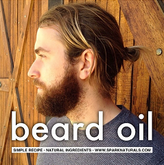 beard oil small
