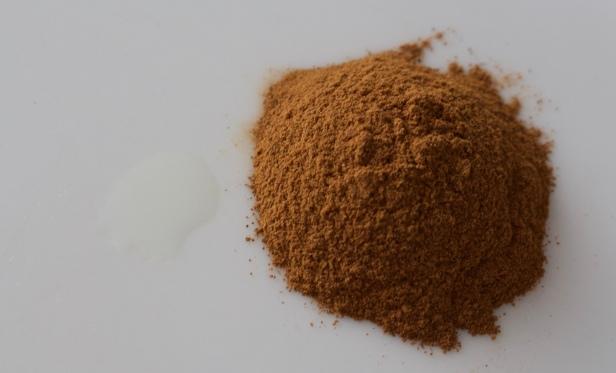 Cinnamon: 1 tsp vs 1 drop